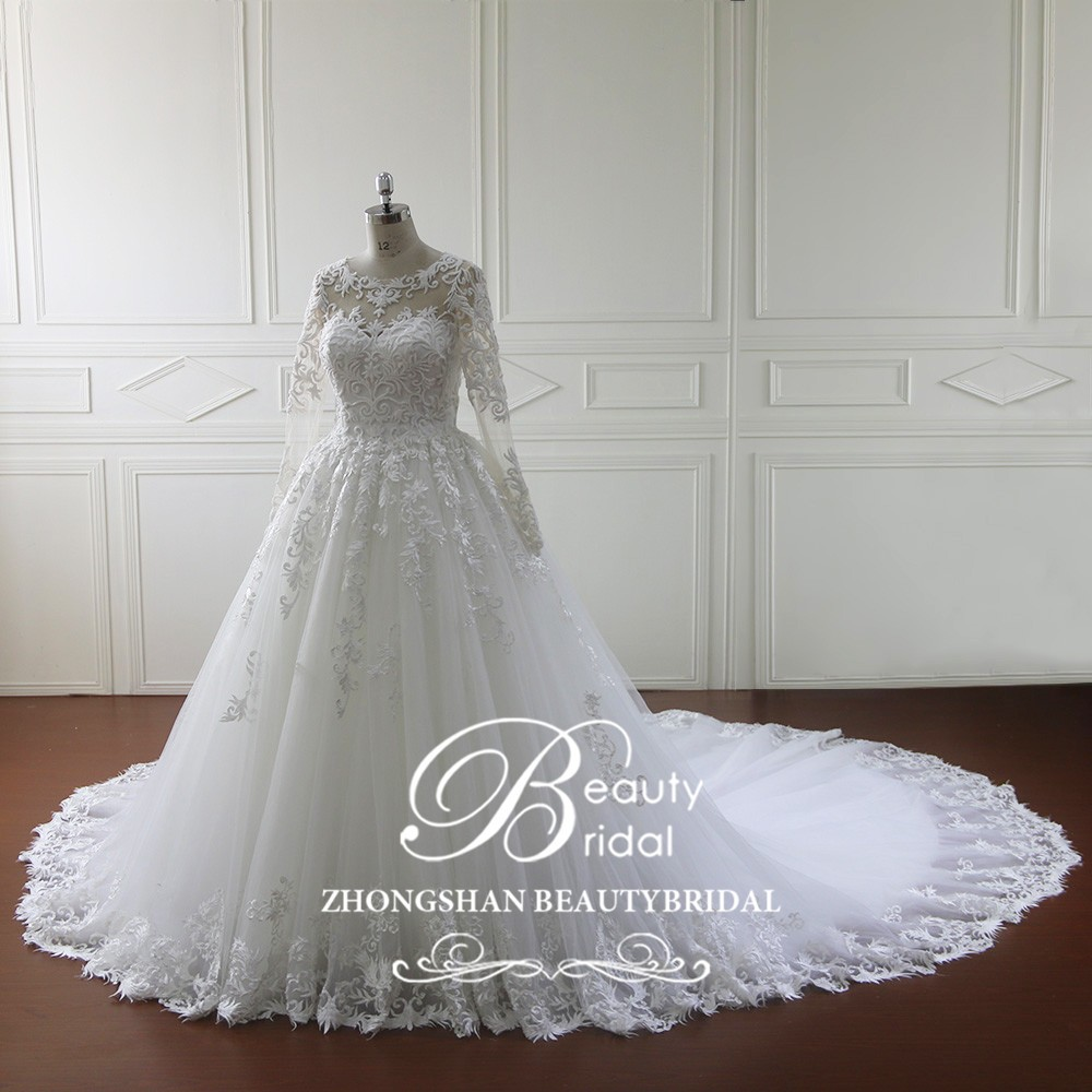 Latest Wedding Gown Wholesale Dresses China
