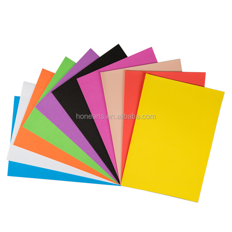 Best selling craft eva foam sheets