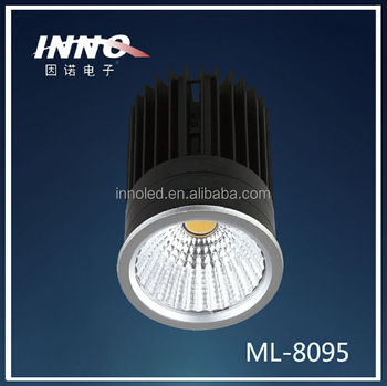 12w gu10 3000K 36v Dimmable LED bulbs to replace 75w halogen lamp