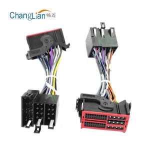 20 pin truck wiring harness