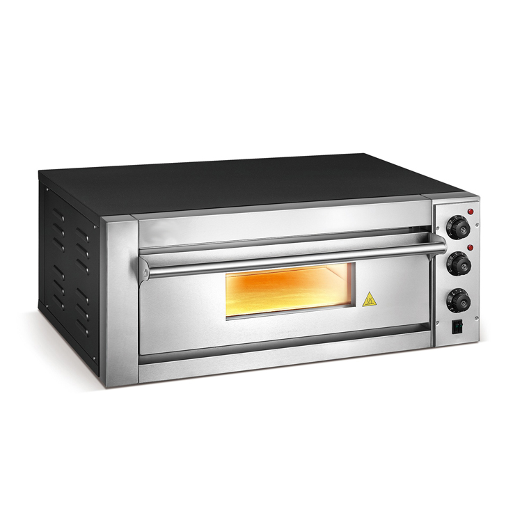 Industrial Commercial Restaurant bakery 1 Layer Electric Pizza Oven