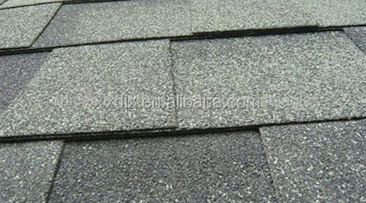 LX-Brand three dimensional colorful roof shingles