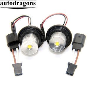 ADT Popular and hot selling LED Angel Eyes CE E-Mark E4 10W Super Canbus New Model LED Marker Angel Eyes for BMW E39 facelifted