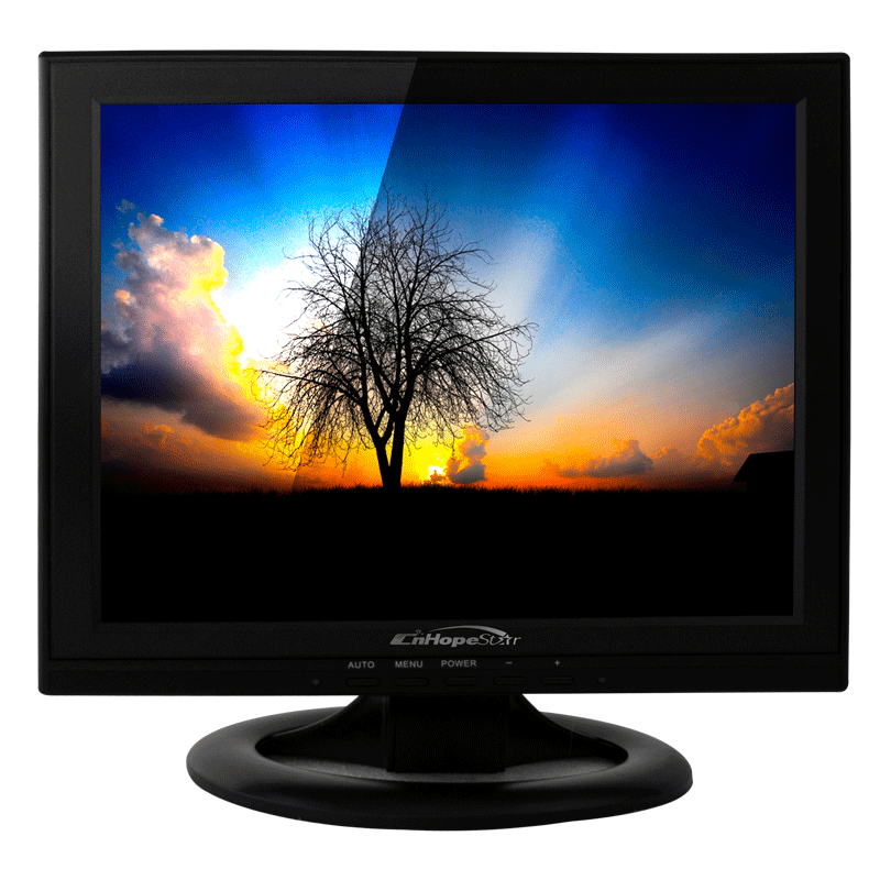 10 12 13 Inch White Lcd Monitor 12'' Lcd Monitor Mount 12 Volt Dc Lcd Monitor