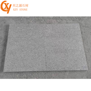 Hight Quality CCheap Granite G603 Granite Bush Hammered Finish Tiles Stone For Pavement Or Steps