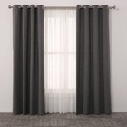 integration of factory and trade cheap price turkey hotel room window curtain
