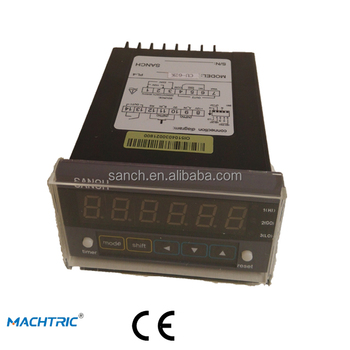 Factory Directly Intelligent Smar 6 Digital Counter Meter For Industry  Application - Buy Factory Counter Meter,Intelligent Counter Meter,Digital  Pulse
