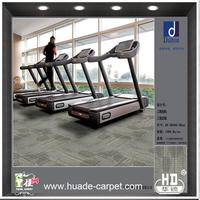 Duerable PVC Backing Carpet Tiles for Any Occasion(Commercial)