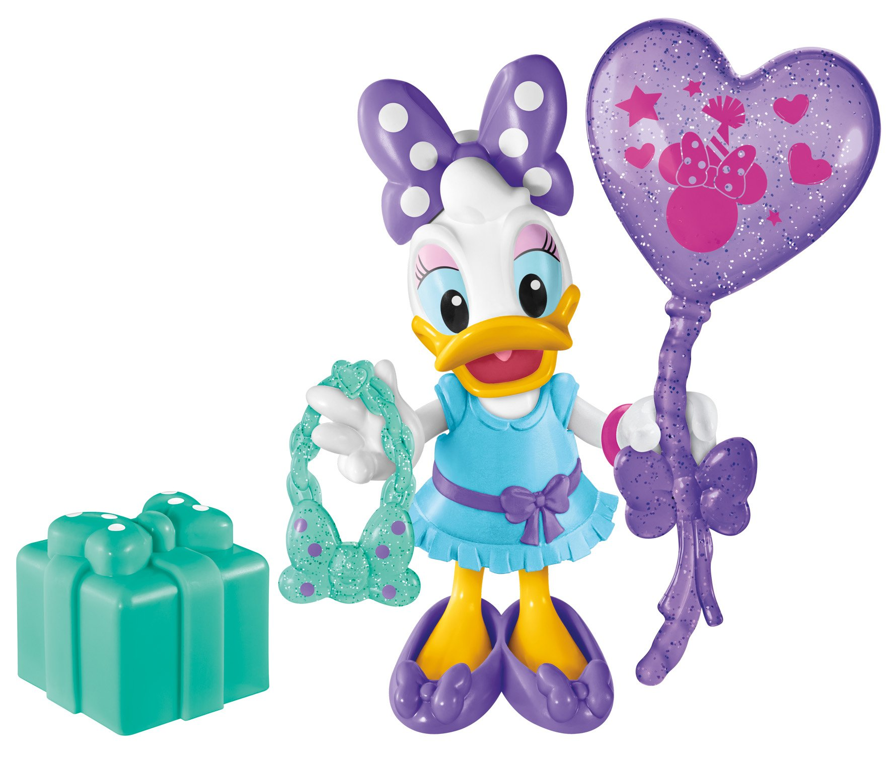 Little People Fisher Price World Disney Daisy Duck Loose//Repackaged Replacement Figure