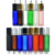 green blue gradient pretty colour steel roller glass roll on bottles 10ml for aromatic massage oil