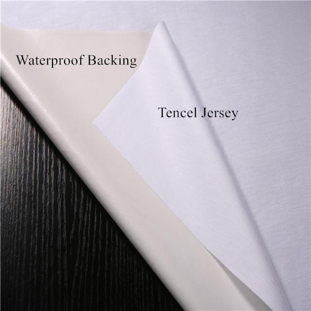 TENCEL Knitting fabric Laminate to PU/Waterproof fabric