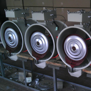 Workshop cooling fan,Industrial centrifugal Humidifier,Wall mounted misting fan