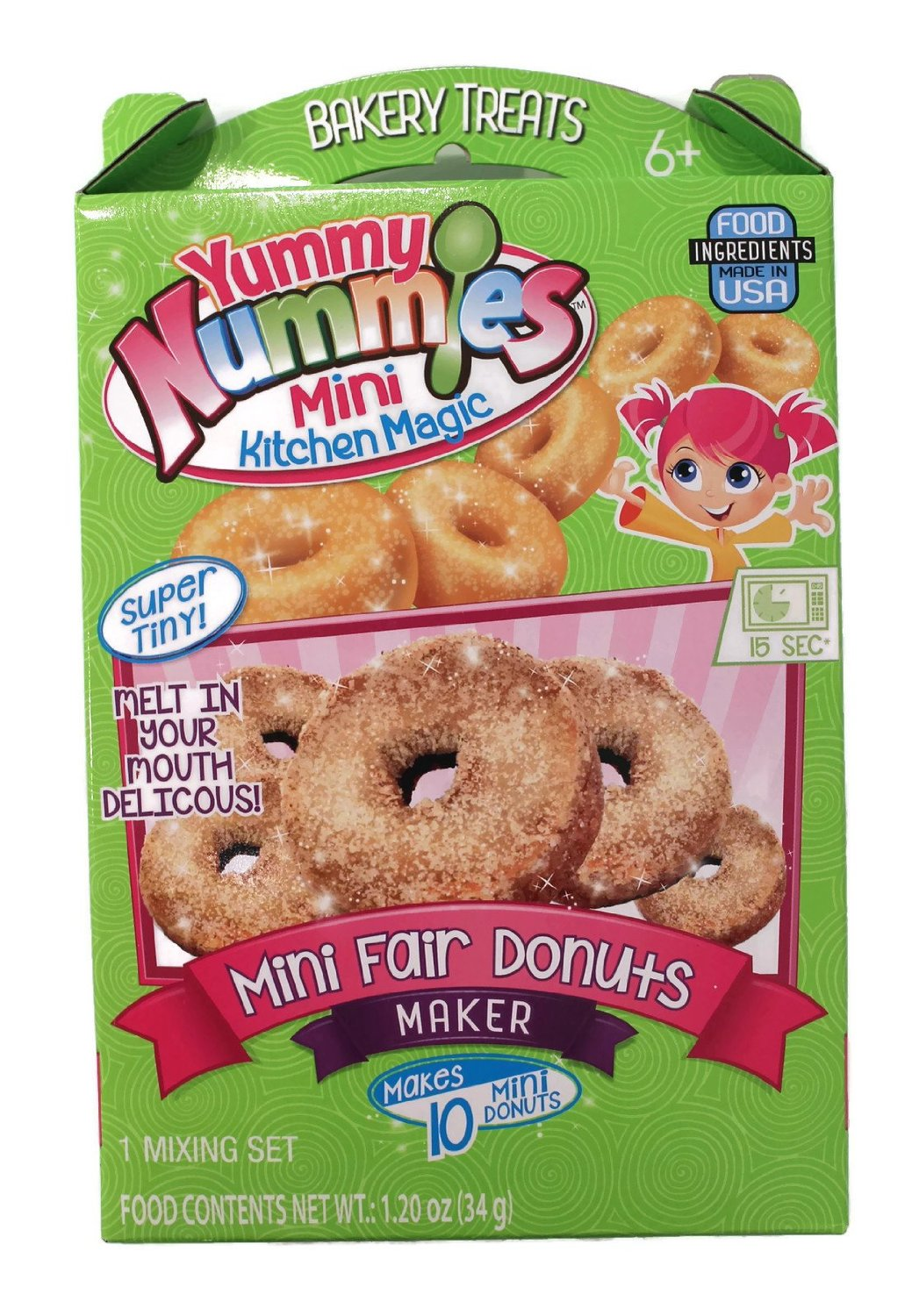 get quotations yummy nummies mini kitchen mini fair donuts maker - Mini House Maker