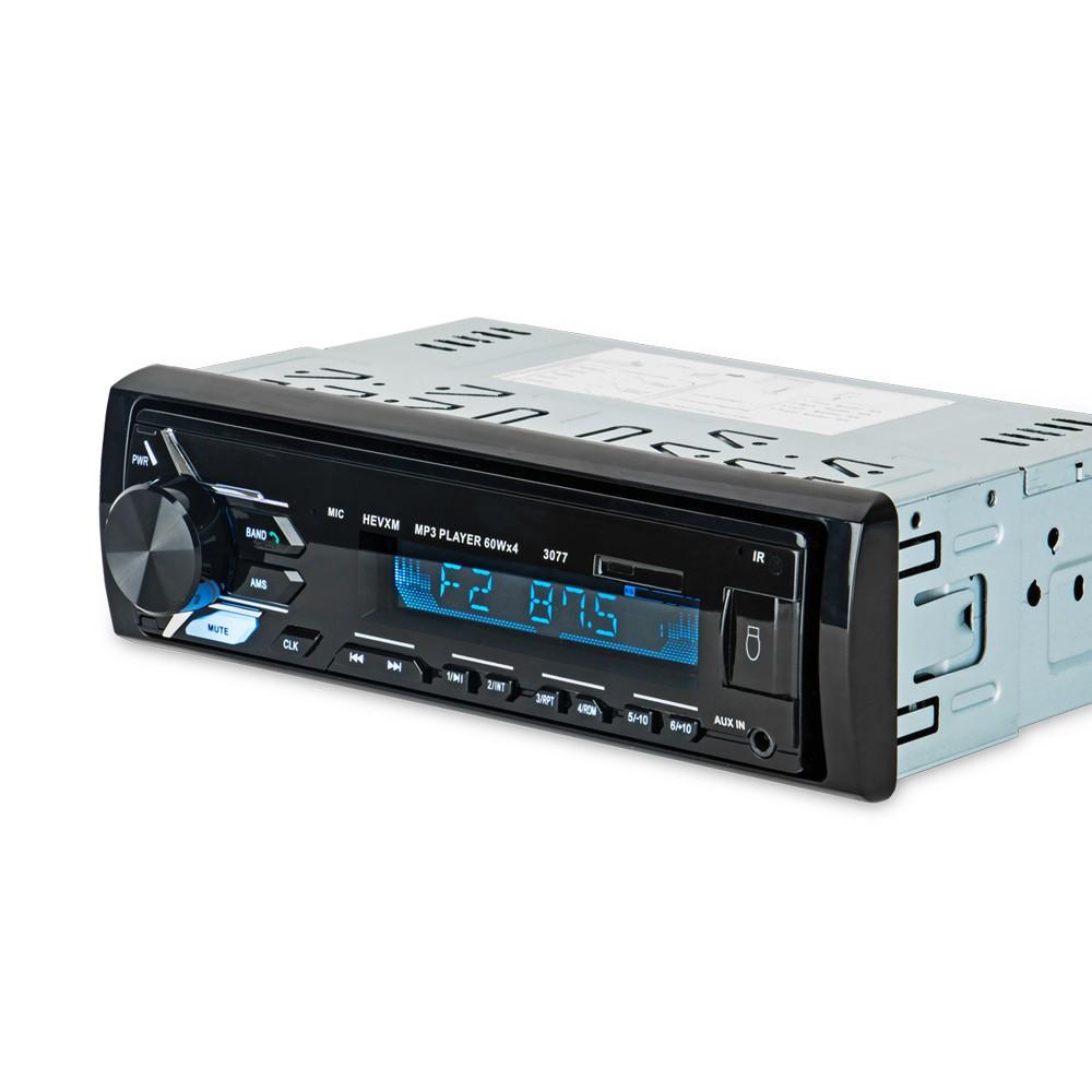 Car Radios Hands Free Bluetooth Mp3 Player In Dash Usb Car Radio