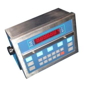 stainless steel scale 3 set points weighing indicator