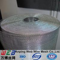 Best Price Fine Aluminum Wire Mesh For Door&Window Screen