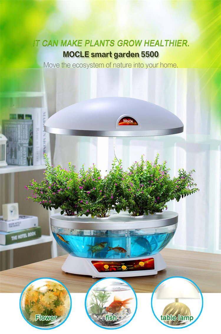 Mocle Farm Smart Garden Better Than Click And Grow