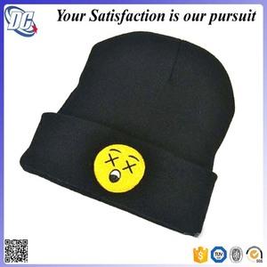 Custom Emoji Beanie Hats Wholesale 2be14b6d1040