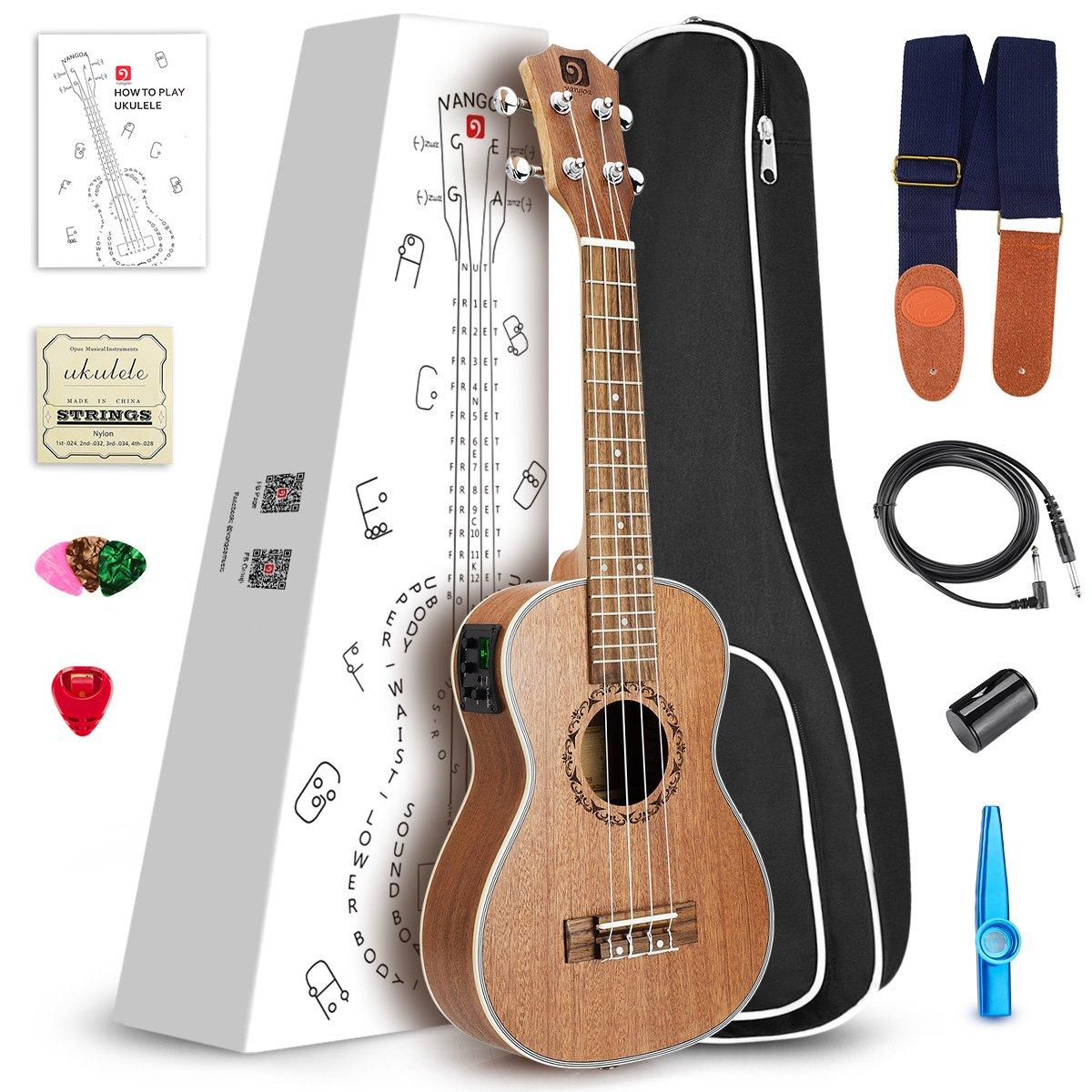 WinnerEco 3Pcs Metal Guitar Banjo Ukulele Guitar Finger Picks and 1Pcs Thumb Pick Plectrums