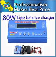 lipo battery balance charger upgraded imax b6 80W dji phantom 3 professional lipo charger
