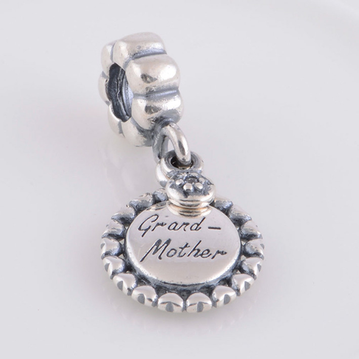 Coupons For Pandora Jewelry: Pandora 925 Silver Charm