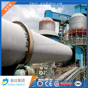 High quality used lime rotary kiln for sale