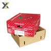 Full color printing corrugated cherry fruit packaging carton box