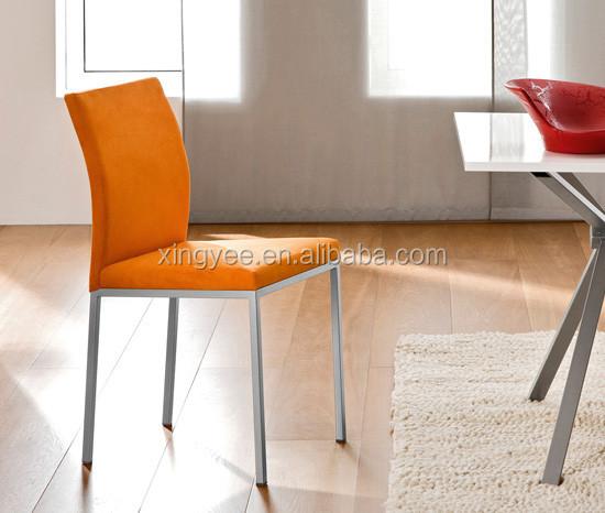 Moderne Esszimmermöbel Stühle Zeitgenössische Verchromte Edelstahlrahmen Polsterstoff Samt Esszimmer Stuhl Buy Esszimmer Set Möbelesszimmer