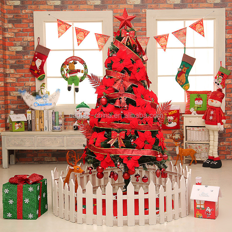 Wholesale Fashion Cheap Artificial Manufacturing Pvc Christmas Tree