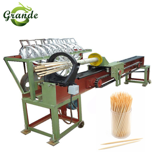 Best Quality Toothpick Production Machine