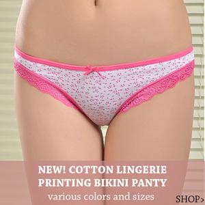 Cheap Cozy Cotton Panties Ladies Undergarment Stock Women Panties ...