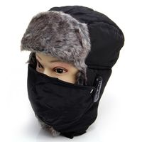 Winter faux Fur Trooper Unisex Thicken Wireless Hands-free Headset Speaker Bluetooth Ski Snow Hat for iPhone Samsung