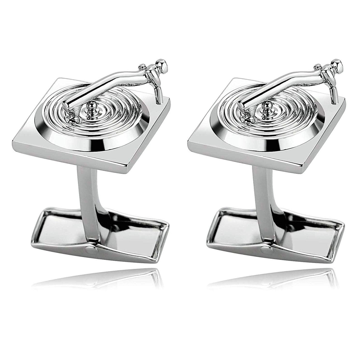 Aooaz Mens Stainless Steel Cufflinks 2Pcs Tuxedo Shirt Business Wedding With Gift Box 6 Styles Jewelry