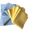 Super absorbent lint free car wash cleaning chamois cloth/leather chamois for car wash