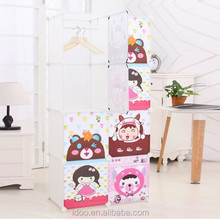 Cartoon kids wardrobe design built in cupboards designs wardrobe with new cartoon designs FH-AL0029-8