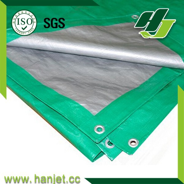 Waterproof Plastic tent material Pe tarpaulin for cover with cheap price