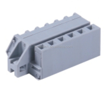 Gray 5.0mm Fixing Flange Mcs Wago 731 Connector