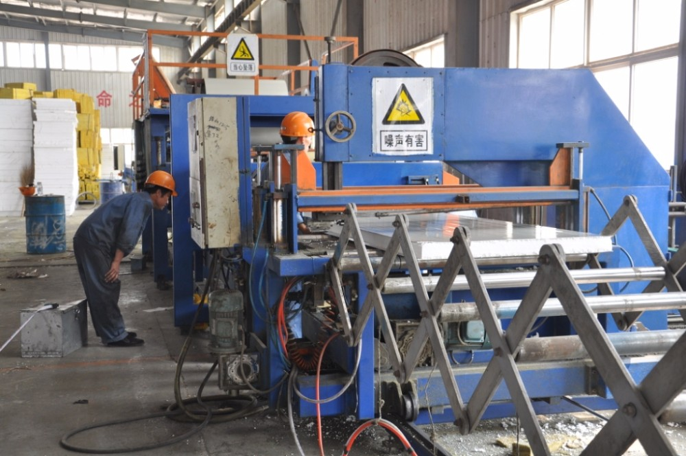 Porzellanfabrik, die feuerfeste OSB-Eps-Sandwichwand exportiert