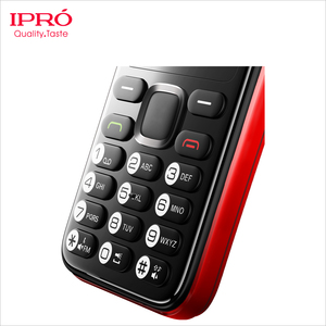 ipro fixed wireless unlocked 1.77 inch big torch mini keychain cell phone