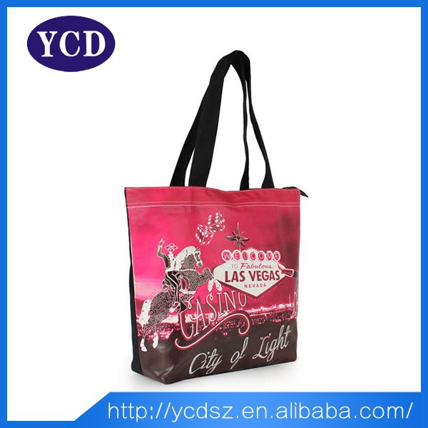 hot new products for 2015 promotional tote bag