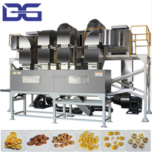 Hot Selling Coco Puffed Balls Multigrain Breakfast Cereal Instant Snacks Bar Production Line from JInan DG Machinery