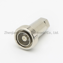 "L29 7/16 DIN Female Coaxial Connector 1/2"" cable"