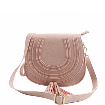 Famous Handbag for women 2019 Ladies PU leather cross body bag women's shoulder long strip bags