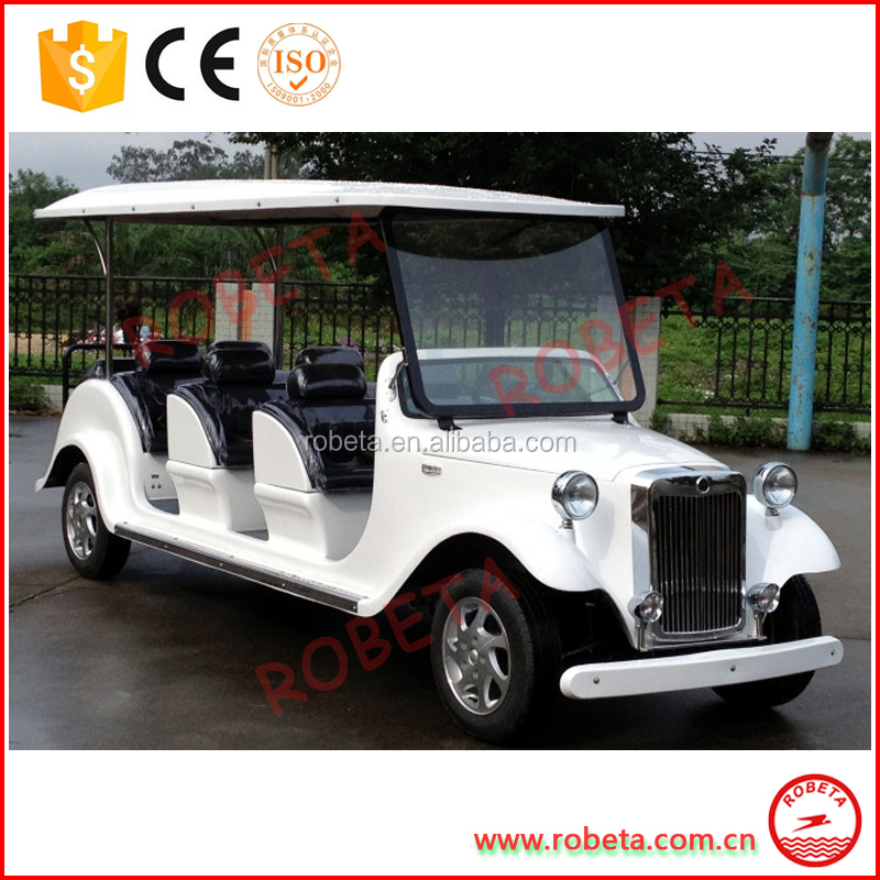 Prices Electric Golf Cart / Classic Vehicle / Sightseeing Car