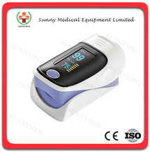 SY-C013 Guangzhou Medical Pulse Rate Fingertip Pulse Oximeter Manufacturer