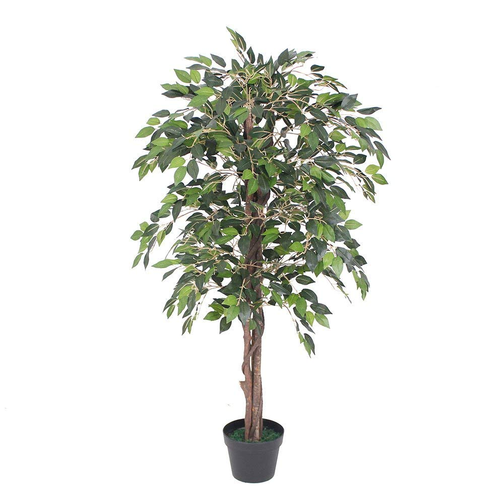 CHW Artificial 4-Feet Ficus Silk Tree