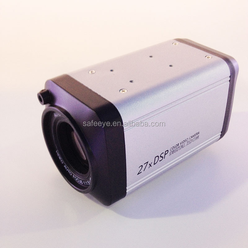 CCTV 30X ZOOM all-in-one stand Box Camera 30x optical zoom box camera