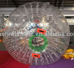 Human durable inflatable bubble ball bumper toys for sale