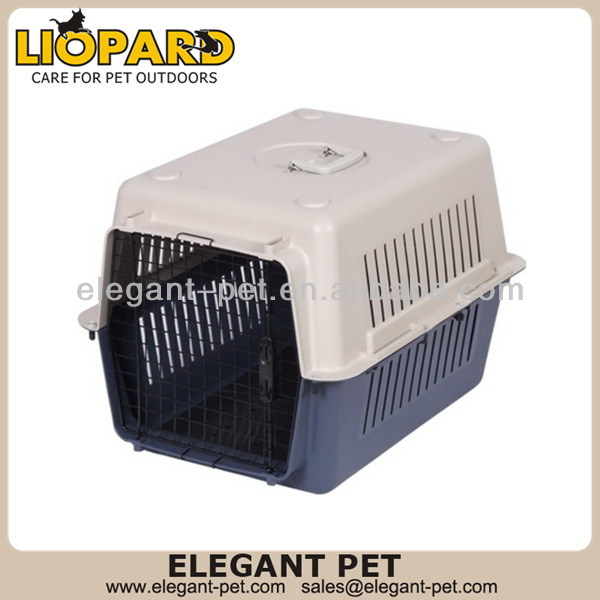Newest low price plastic dog carrier