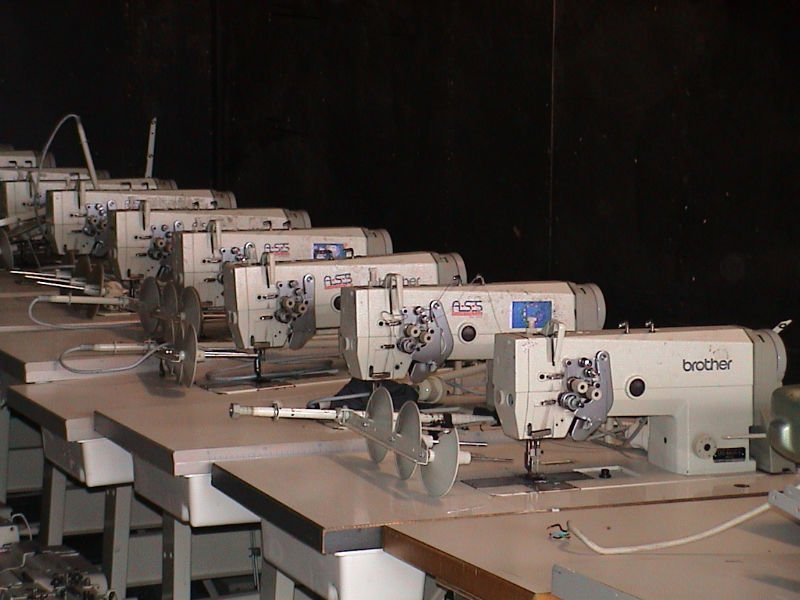 Used Brother Juki Industrial Sewing Machine Wholesale Sewing Stunning Industrial Sewing Machines Used